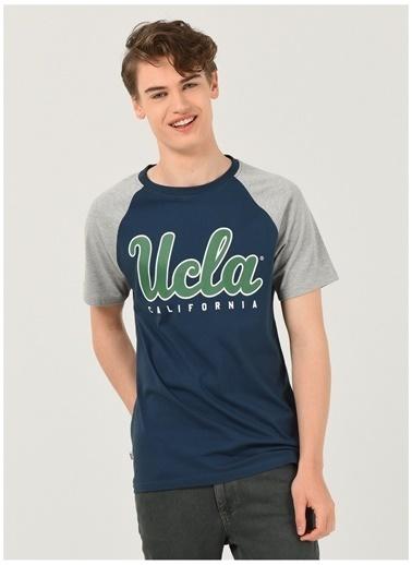 UCLA UCLA Canyon Mavi T-Shirt Mavi